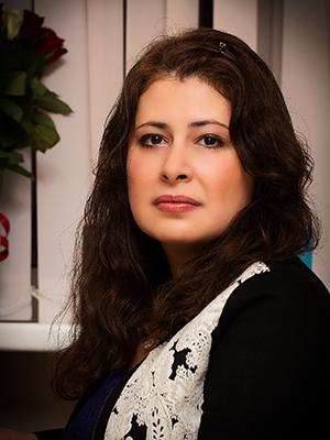 Новикова Мария Георгиевна