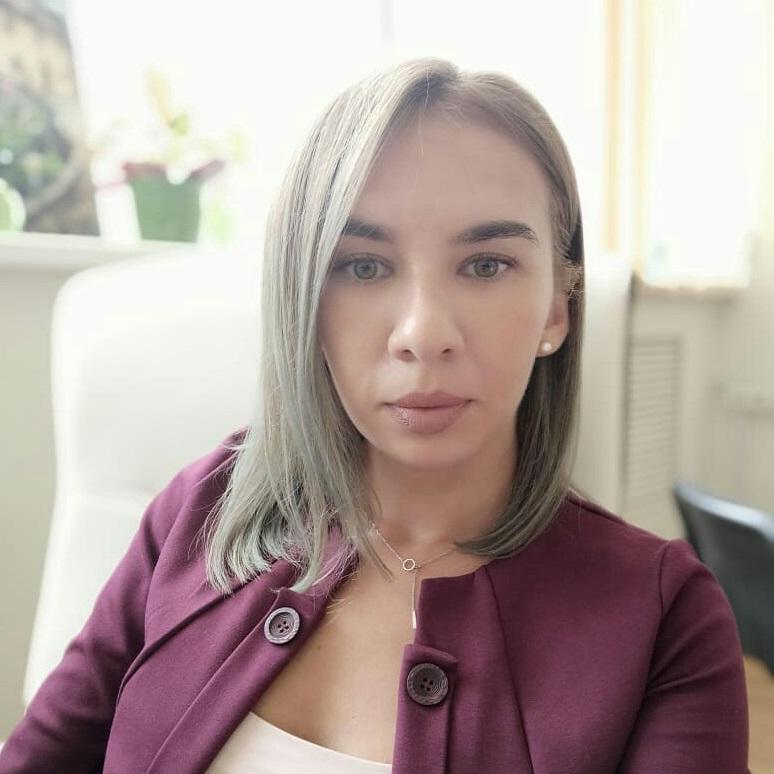 Анастасия Владимировна Потехина